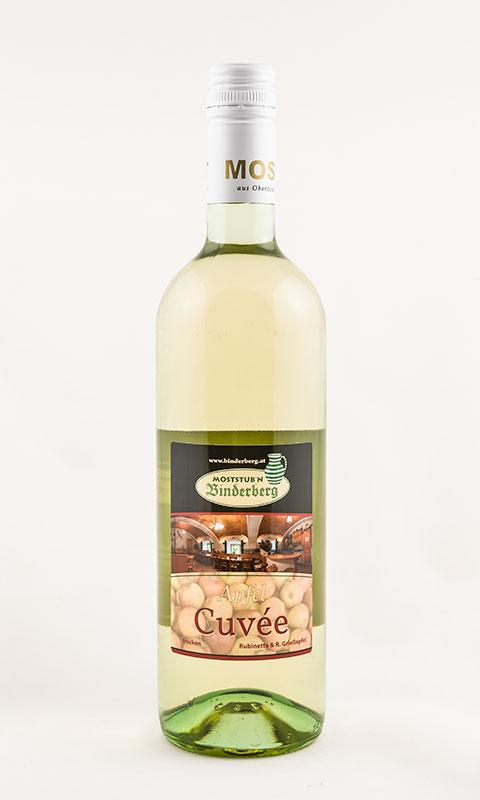 Flasche Cuvée